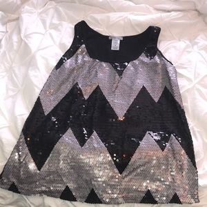 Charlotte Russe sequent tank